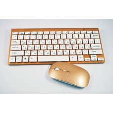 Беспроводная клавиатура mini и мышь keyboard 908