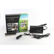 Универсальное зарядное устройство для ноутбука 8 в 1 (12 v 220v)